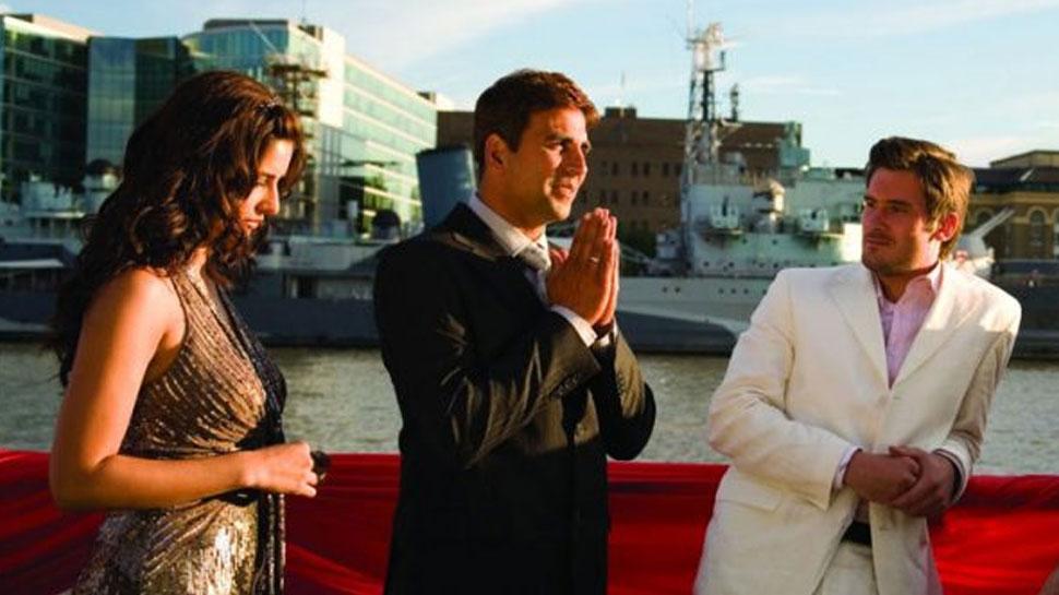 Movie, Namaste London