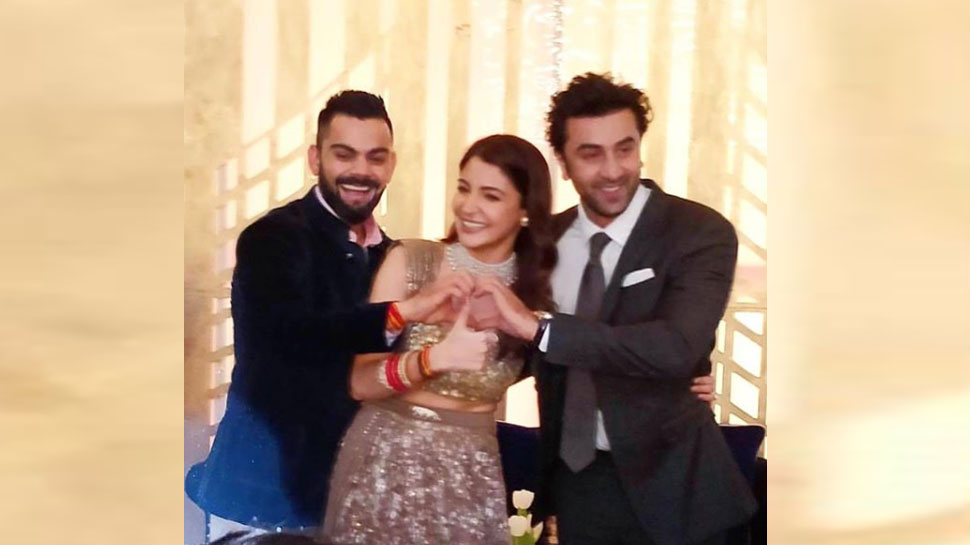 Virat Kohli, Anushka Sharma reception party