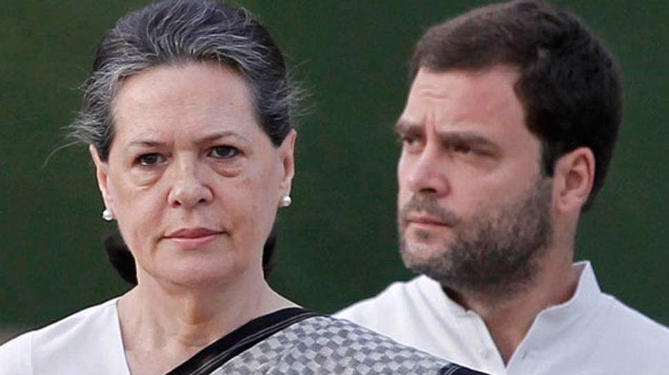 BJP says Gandhis' pleas challenging tax reassessment reveals deep rooted corruption in Congress