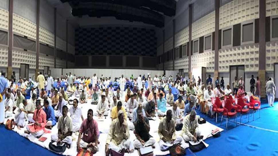 RSS की बैठक का आज आखिरी दिन, राम मंदिर पर मोहन भागवत और अमित शाह का मंथन