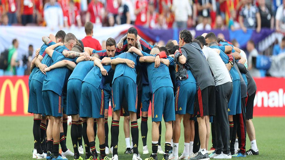 Spain Football Team, FIFA World Cup 2018