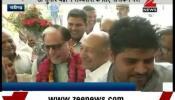 डॉ. सुभाष चंद्रा ने हरियाणा से राज्यसभा के लिए भरा नामांकन