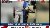 मुंबई के वर्ली थाने में लड़की का 'LIVE' हंगामा, पुलिस से की मारपीट
