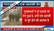 जम्मू-कश्मीर: गांदरबल एनकाउंटर में मारा गया एक आतंकी