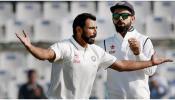 भारतीय तेज गेंदबाज मोहम्मद शमी ने कोच रवि शास्त्री को लेकर कही यह बात