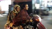 पुडुचेरीः  LG किरण बेदी महिला सुरक्षा का जायजा लेने स्कूटर पर निकलीं, लेकिन कर बैठीं गलती
