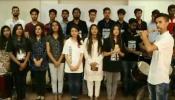 VIDEO : पाकिस्तान के स्टूडेंट्स ने गाया हमारा राष्ट्रगान, आप भी देखिए