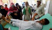 मुजफ्फरनगर ट्रेन हादसे में मुस्लिमों ने बचाई एक साधु की जान, पीड़ितों ने की खतौली के लोगों की तारीफ