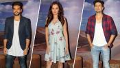Karan Kundra, Evelyn Sharma and Sumeet Vyas promote `Stupid Man Smart Phone` web-series