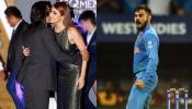 वनडे सीरीज में व्यस्त हैं कप्तान कोहली, उधर ऐसे मिले अनुष्का-रणवीर