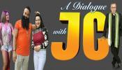 'A DIALOGUE WITH JC' शो: राम रहीम से रिश्ते को लेकर राखी सावंत से जलती थी हनीप्रीत