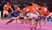 प्रो कबड्डी लीग: दबंग दिल्ली की घर में हार की हैट्रिक, हरियाणा स्टीलर्स ने दी मात