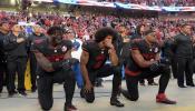 अमेरिकी खिलाड़ियों ने जानबूझकर किया राष्ट्रगान का अपमान, जानिए क्या है मामला