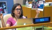 UN में फर्जी तस्वीर दिखाने वाले पाकिस्तान को भारत ने भरी सभा में किया बेनकाब