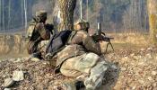 जम्मू-कश्मीर: पुलिस ऑफिसर के घर में घुसकर आतंकियों ने मारी गोली