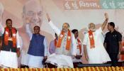 बीजेपी ने बदली रणनीति, हार्दिक पटेल और कांग्रेस के दांव की निकाली काट