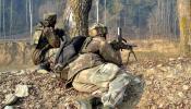 कश्मीर: बांदीपुरा में मारा गया 26/11 के मास्टरमाइंड लखवी का भतीजा, लश्कर के 5 आतंकी भी ढेर
