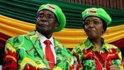 जिम्बाब्वे में सत्तारूढ़ दल ने राष्ट्रपति रॉबर्ट मुगाबे को नेता पद से हटाया