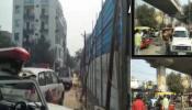 दिल्लीः द्वारका मोड़ मेट्रो स्टेशन के पास शूटआउट, 5 बदमाश गिरफ्तार