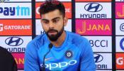 विराट कोहली ने मैच खेलने से पहले ही विजय शंकर को दी 'खुशखबरी'