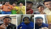 gujaratround2: people share selfies after casting vote gujarat elections 2017