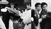 See These fantastic photos from the set of K3G
