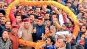 हिमाचल SUPER EXIT POLL: प्रचंड बहुमत के साथ BJP बना सकती है सरकार, कांग्रेस का सूपड़ा साफ