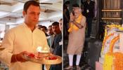 गुजरात चुनाव: मंदिर दर्शन में पीएम मोदी से आगे रहे राहुल, EXIT POLL में नहीं मिलता दिखा आशीर्वाद