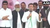 अमेठीः चीन में काम को लगते हैं 2 दिन, PM मोदी लेते हैं एक सालः राहुल