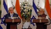 आतंकवाद के खिलाफ एक सुर में बोले मोदी-नेतन्याहू, इजरायली रक्षा कंपनियों को भारत के लिए बुलावा
