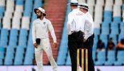 INDvsSA : मैच रैफरी के सामने एंग्री यंगमैन बनना विराट को पड़ा भारी, लगा जुर्माना
