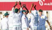 INDvsSA : जीत का जश्न मना रही थी अफ्रीकी टीम, तभी आई ये बुरी खबर
