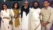 श्री श्री रविशंकर ने भंसाली के साथ देखी 'पद्मावत', बोले 'यह राजपूतों की गौरवगाथा है'