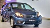 Honda to launch its new amaze in auto expo 2018