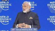 PM IN WEF: 'गूगल, अमेजॉन को नहीं जानते थे लोग, Tweet करती थी चिड़िया'