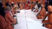 योगी सरकार से नाराज संतों ने लिया बड़ा फैसला, कुंभ के शाही स्नानों का 13 अखाड़ों ने किया बहिष्कार