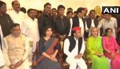 राज्यसभा चुनाव : अखिलेश यादव के रात्रिभोज में शामिल हुए चाचा शिवपाल लेकिन...
