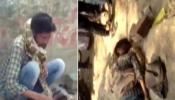 UP: तमाशा दिखा रहा था सपेरा तभी अजगर ने घोंटा गला, लोग बनाते रहे VIDEO