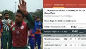IPL से पहले ऋद्धिमान साहा का धमाका, 20 बॉल में जड़ दिया शतक