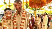 मिलिंद सोमन ने 25 साल छोटी अंकिता कोनवार से की शादी, देखें Video