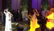 VIDEO में देखिए श्वेता बच्चन का 'पल्लो लटके' डांस, मां जया का भी मिला साथ