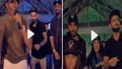 VIDEO: डीजे ब्रावो के RunDWorld पर कुछ इस अंदाज में झूमे विराट-राहुल-भज्जी