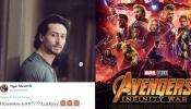 'Avengers' के इतने बड़े फैन हैं टाइगर श्रॉफ, शो देखने के लिए कर दिया यह दीवानापन