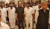 कांग्रेस के इन 5 महारथियों ने 55 घंटे में पलट दी कर्नाटक की सियासत