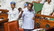"""कर्नाटक: कुमारस्वामी बोले, """"मैं खुशी से CM नहीं बना हूं, मुझे भी बहुत दर्द है'"""