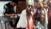 ग्वालियरः परीक्षा में खुलेआम नकल करता दिखा कांग्रेस MLA का बेटा, Video viral