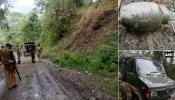 नागालैंड: घात लगाकर किये गए हमले में असम राइफल के 2 जवान शहीद, 4 घायल