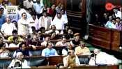 राहुल गांधी को मुस्कुराकर देखते रह गए आडवाणी, राजनाथ... यहां तक की संसद के कर्मचारी भी