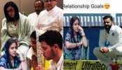 प्रियंका चोपड़ा की सगाई से लेकर विराट कोहली के मैच तक, यूं नजर आ रही हैं अनुष्का शर्मा