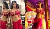 Mouni roy Dance on Ramleela Song video goes viral on social media Bollywood
